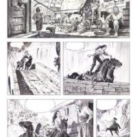Milo Manara, biografo di Caravaggio