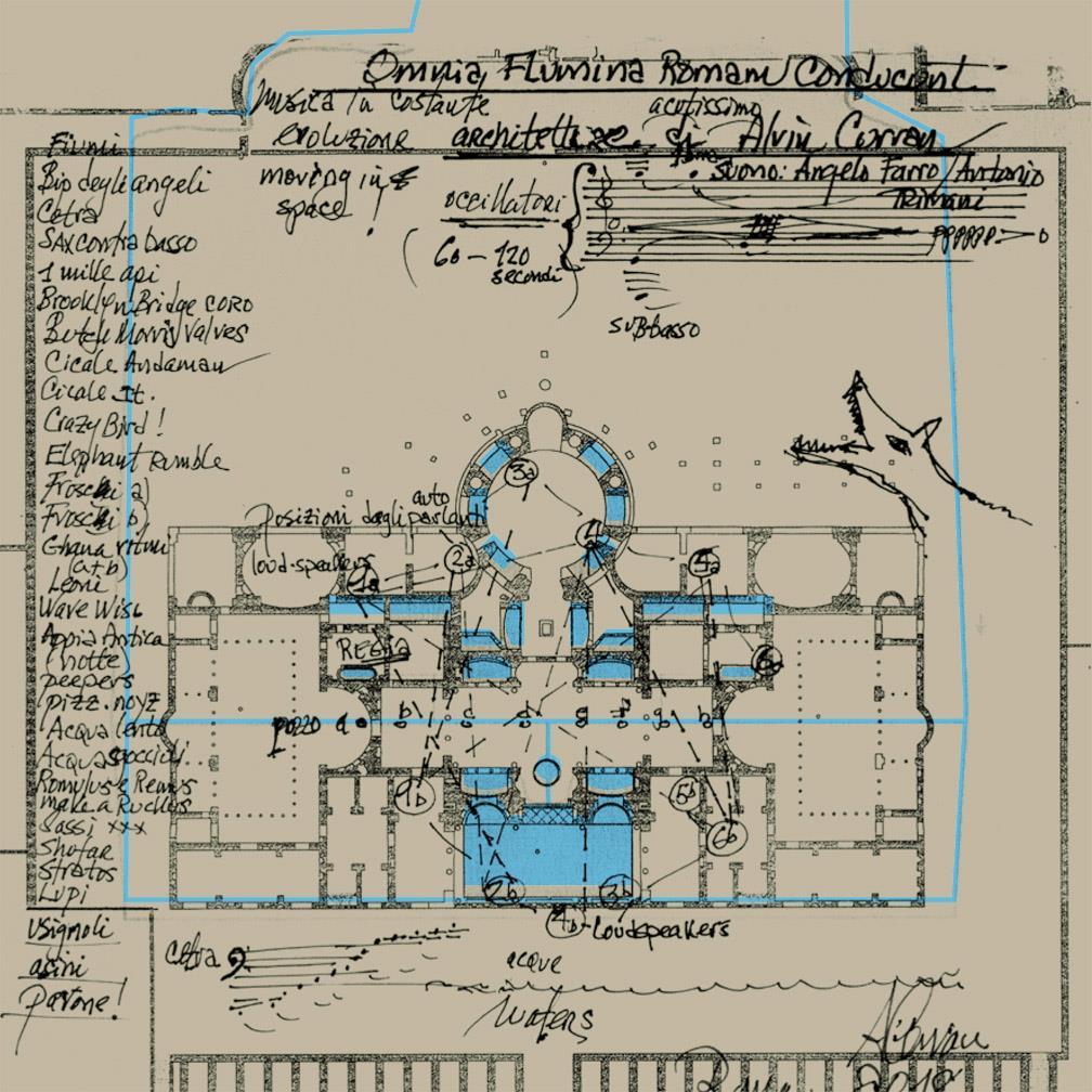 Omnia Flumina Romam Ducunt - Architetture sonore di Alvin Curran