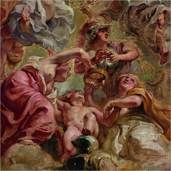 Pure Rubens: in mostra a Rotterdam i migliori schizzi, disegni, dipinti e arazzi