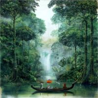 Racconti di viaggio dipinti - Opere di Stefano Faravelli e Valerie Aboulker