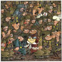 Sturmtruppen 50 Anni, la mostra dedicata al genio irriverente di Bonvi e ai 50 anni dei suoi soldaten