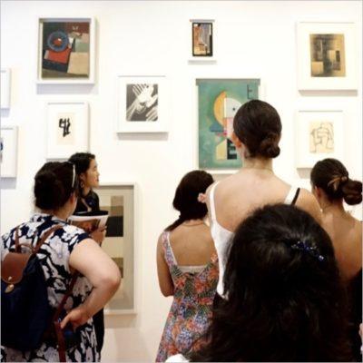 Workshop: La movimentazione delle opere d'arte