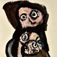 Adam Nidzgorski e la Création Franche - Mostra collettiva