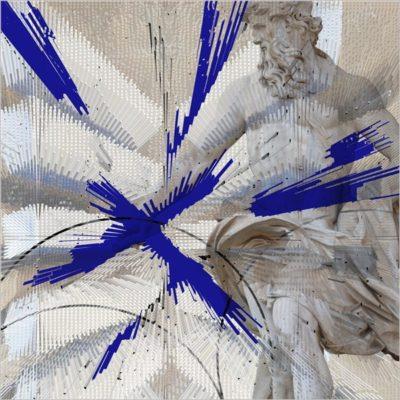 Antonio Mazzetti. Electro-collages