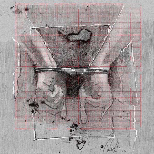 """""""Artisti in galera"""", il libro di Roberto Manfredi - Illustrazioni di Tom Porta"""