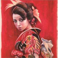 Ayumi Sasaki. Kabuki girls
