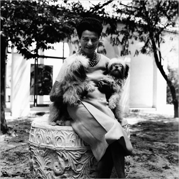 """Conversazioni d'Arte: Philip Rylands. """"Peggy Guggenheim e Venezia"""""""