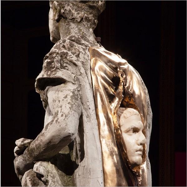 Francesco Vezzoli. C-Cut - Homo ab homine natus