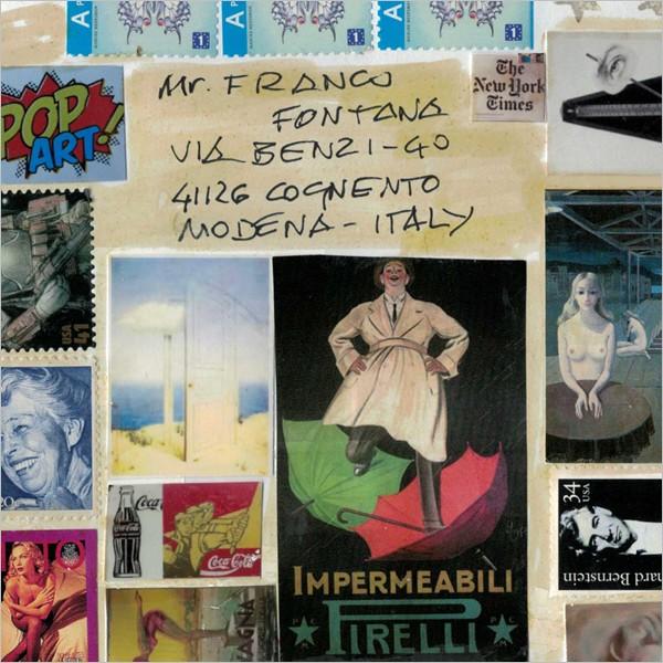 Franco Fontana. Post Pop Dada