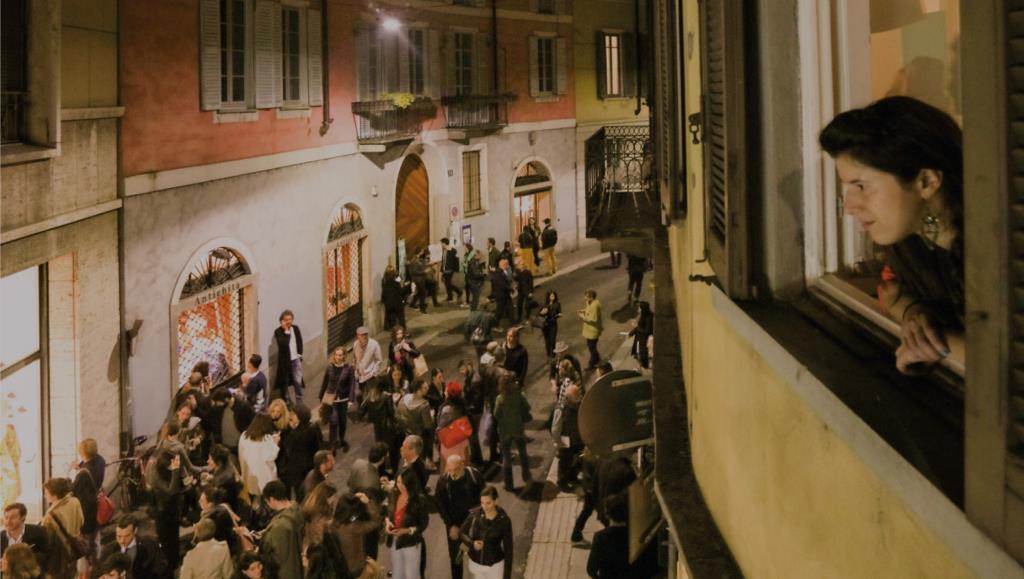 Gallerie aperte nelle 5vie - Arte e cultura si incontrano