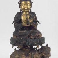 I volti del Buddha dal perduto Museo Indiano di Bologna