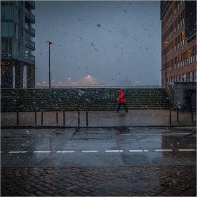 I walk alone project. Fotografie di Ivan Urban Gobbo