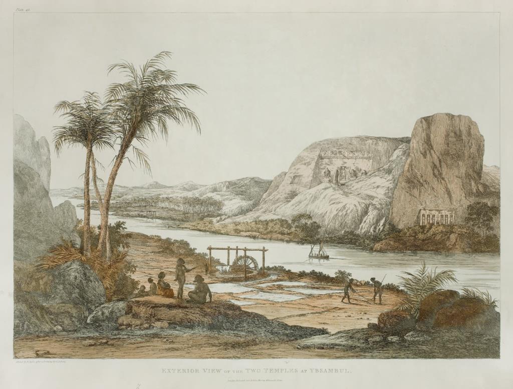 Il Gigante del Nilo. Storia e avventure del padovano Giovanni Belzoni