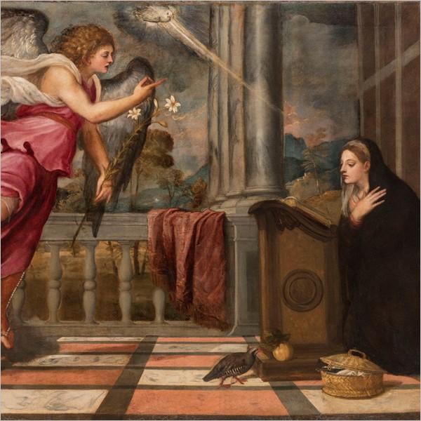 """Incontro su """"Tiziano / Gerhard Richter"""" e conversazione sull'Annunciazione"""