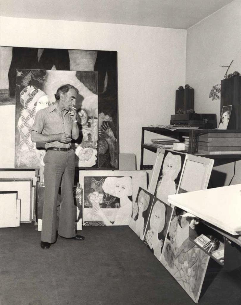 Incontro sulle opere grafiche di Gianni Longinotti