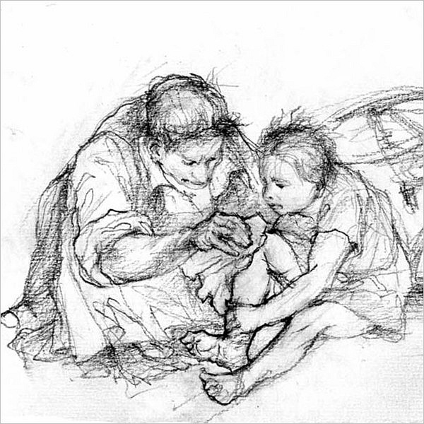 La Ludla illustrata da Giuliano Giuliani