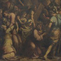 Sorprese e particolari inaspettati nella pala di Vasari per Michelangelo restaurata