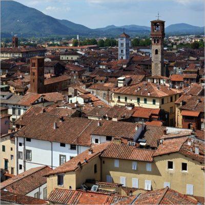 Lucca - Eventi e luoghi di interesse