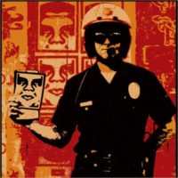 Obey. Make art not war