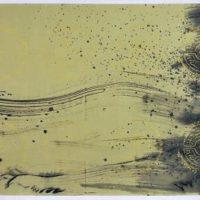 Omar Galliani. Carte d'Oriente. Carte d'Occidente