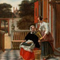 Pieter de Hooch a Delft. Oltre l'ombra di Vermeer