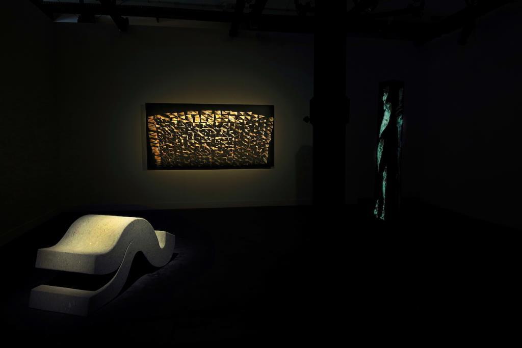 Presentazione catalogo: La luce diversa. Lucilla Catania - Claudio Palmieri - Sandro Sanna