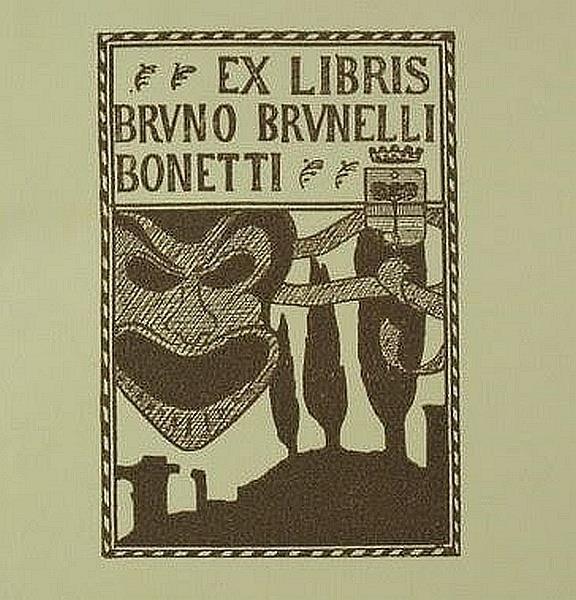 Si alzi il sipario! La raccolta di Bruno Brunelli Bonetti