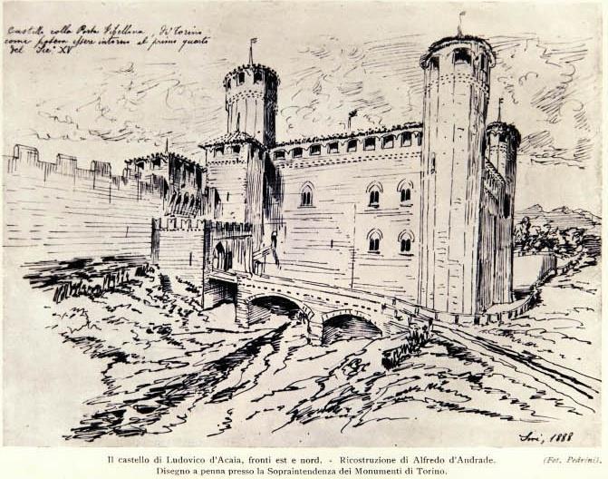 Tutela, conservazione e valorizzazione dei beni Acaia in Piemonte - I convegni di Italia Nostra