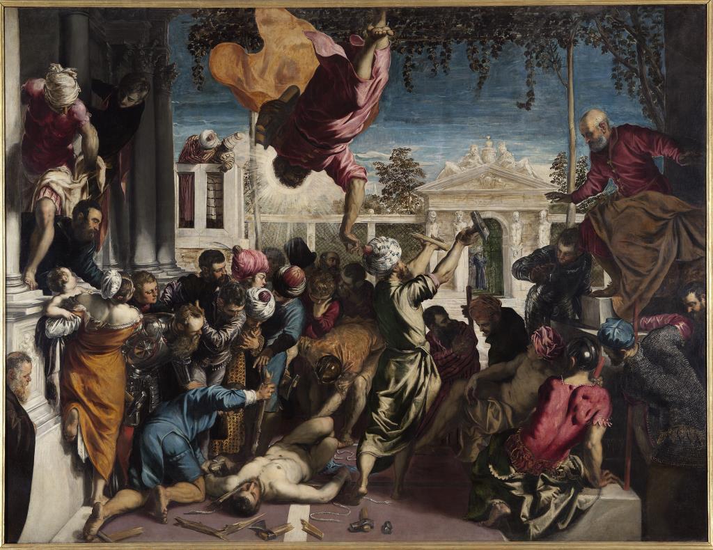 Incontro con Luca Scarlini - Una vita da romanzo: Tintoretto raccontato