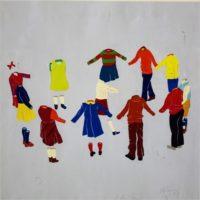 Un'opera d'arte per voi e un aiuto per loro - Mostra collettiva di beneficenza