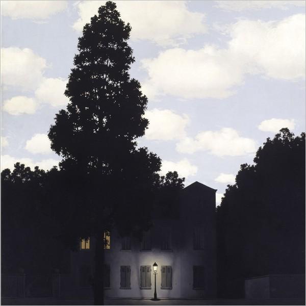 """Welcome back Magritte! Presentazioni e laboratori su """"L'impero della luce"""""""