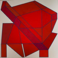 Abstract Art in Italy - Achille Perilli. Geometrie eretiche