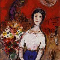 Chagall. Colore e magia