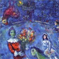 Chagall. Sogno d'amore