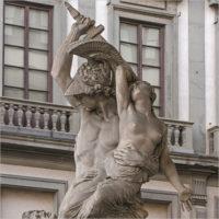 Il Ratto di Polissena - Pio Fedi scultore classico negli anni di Firenze capitale