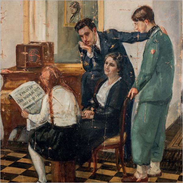 Il regime dell'arte. Premio Cremona 1939-1941