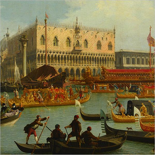 Il Trionfo del colore. Da Tiepolo a Canaletto e Guardi - Vicenza e i capolavori dal Museo Pushkin di Mosca