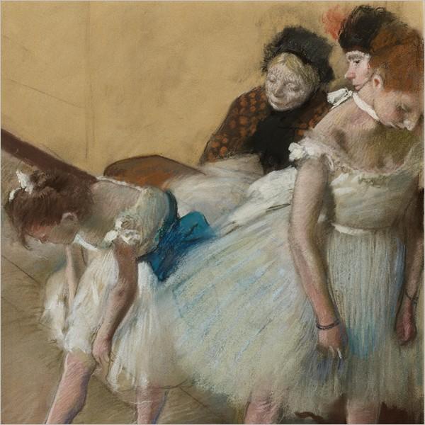 """La Grande Arte al Cinema: """"Degas - Passione e perfezione"""""""