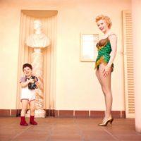Merry Marilyn. Naturale eleganza, magico charme