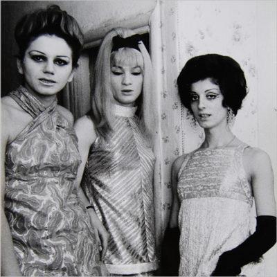 Soggetto nomade. Identità femminile attraverso gli scatti di cinque fotografe italiane. 1965-1985