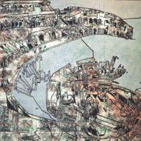 Viaggio nel Colosseo - Magico fascino di un monumento. Opere di Gerhard Gutruf