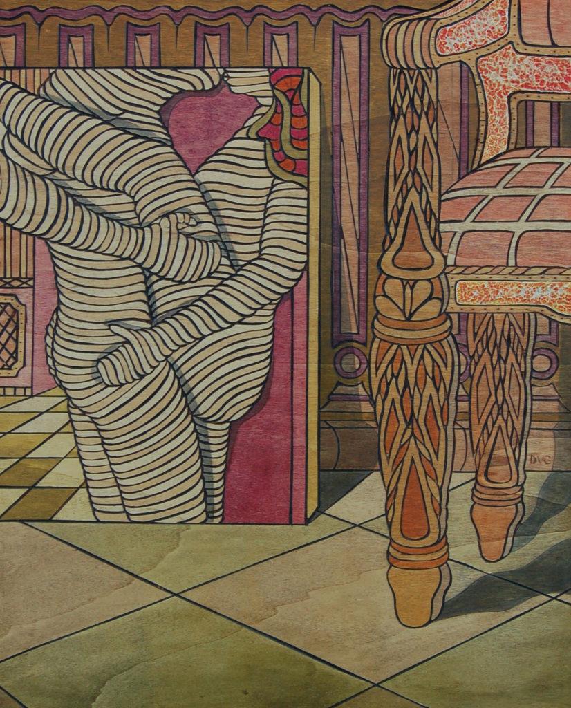 Arte.Go.Museum - Giuseppe Della Volpe