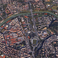 Concorso di progettazione per la pedonalizzazione e riqualificazione di due spazi pubblici nel territorio del Municipio II