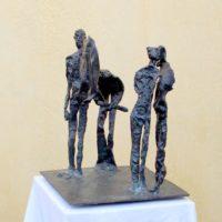Dialoghi di scultura 2 - Mostra collettiva