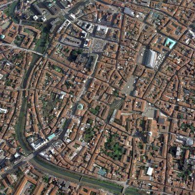 Gira le Mura! 2019 - Giro completo, in 10 tappe, delle mura di Padova Mura Rinascimentali, Mura Medievali
