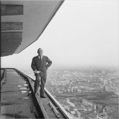 I tre architetti. Frank Lloyd Wright, Mies Van Der Rohe, Gio Ponti