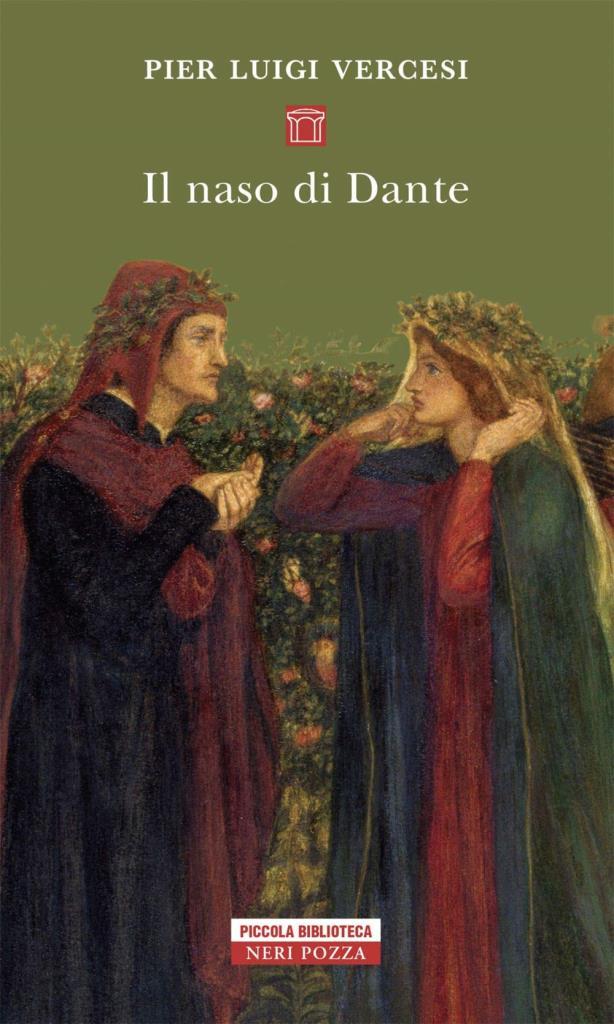 """Presentazione: """"Il naso di Dante"""" di Pier Luigi Vercesi"""