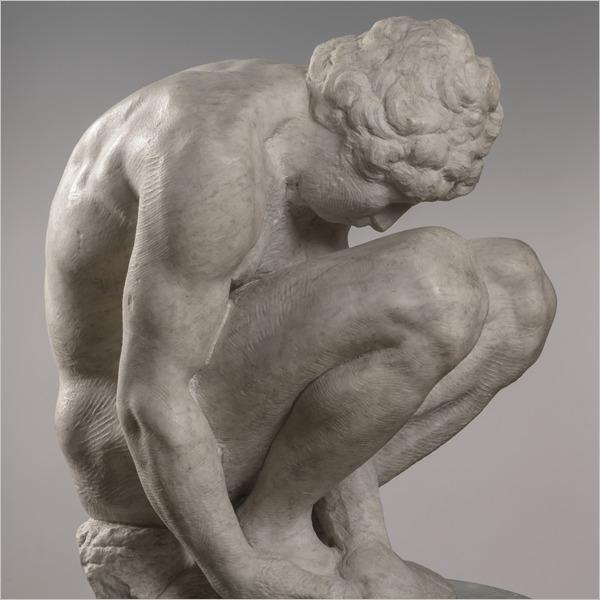 L'Adolescente di Michelangelo