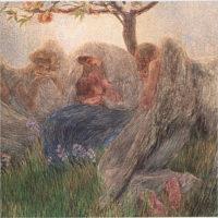 L'amore materno alle origini della pittura moderna, da Previati a Boccioni