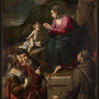 L'Arte per l'Arte - Dipingere gli affetti. La pittura sacra a Ferrara tra Cinque e Settecento